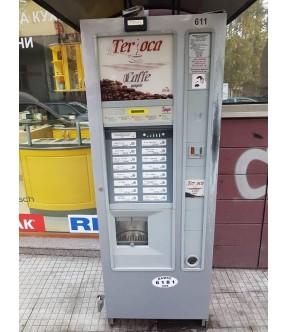 Кафе автомат Зануси Спацио