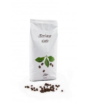 Кафе на зърна Terioca Бял бар (1кг)